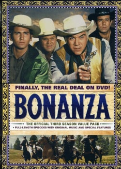 Bonanza: The Official Third Season (DVD)
