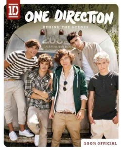 One Direction: Behind the Scenes (Paperback)