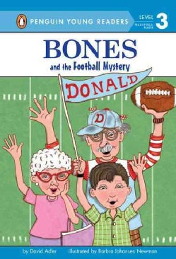 Bones and the Football Mystery (Hardcover)