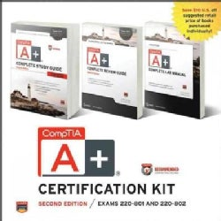 CompTIA A+ Complete Certification Kit: Exams 220-801 and 220-802 (Paperback)