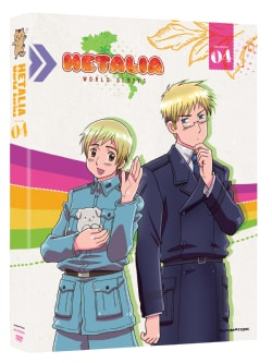 Hetalia: World Series 2: Season 4 (DVD)