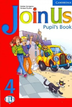 Join Us for English: Pupil's Book 4 (Paperback)