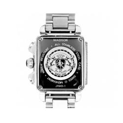 Joe Rodeo Women's Madison Black-Dial Diamond Watch