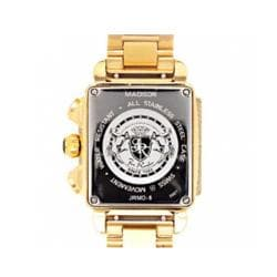 Joe Rodeo Women's Madison Goldtone Stainless-Steel 1.50 ct Diamond Watch