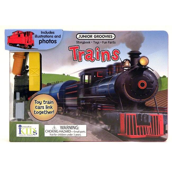 Jr. Groovies Trains