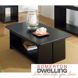 Somerton Dwelling Ebony Cocktail Table