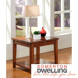 Somerton Dwelling Davis End Table