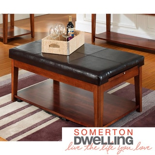 Somerton Dwelling Davis Lift Top Cocktail Table