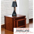 Somerton Dwelling Infinity End Table