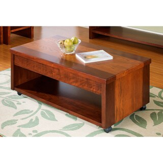 walgrave modern lift top hidden storage coffee table 13818651 shopping great. Black Bedroom Furniture Sets. Home Design Ideas