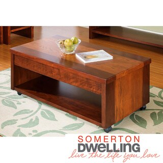 Somerton Dwelling Infinity Lift Top Cocktail Table