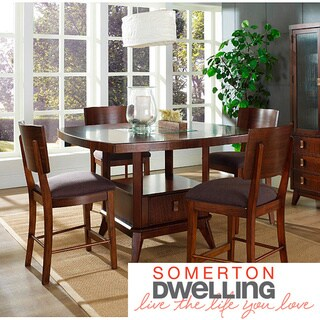 Somerton Dwelling Perspective Counter Height Table