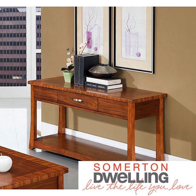 Somerton Dwelling Milan Sofa Table at Sears.com