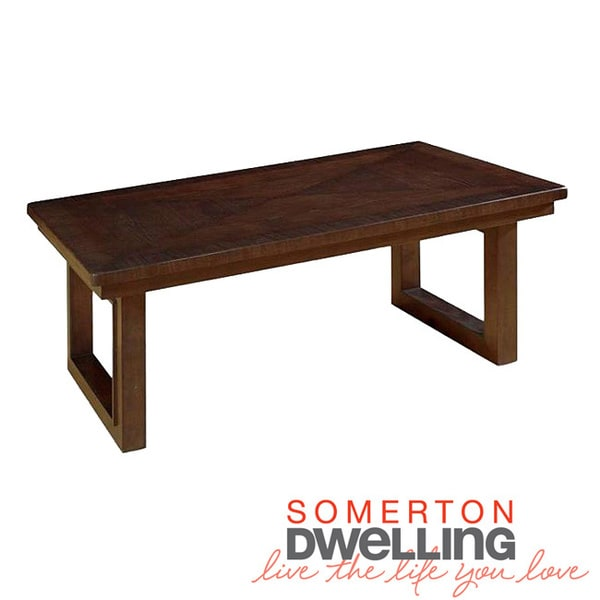 Somerton Dwelling Shadow Ridge Cocktail Table
