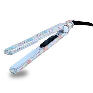 Chloe Birds and Flowers Professional Tourmaline Ceramic Styling Iron