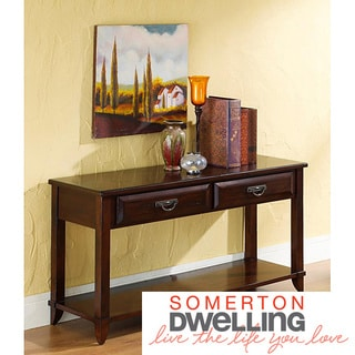 Somerton Dwelling Lake Pointe Sofa Table