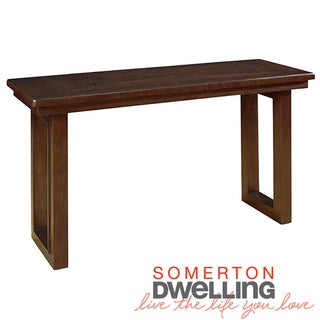 Somerton Dwelling Shadow Ridge Sofa Table