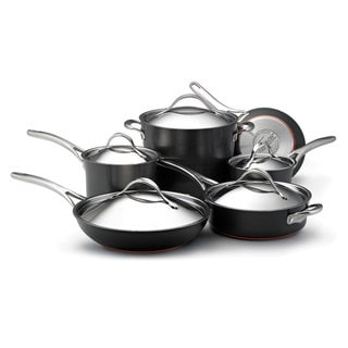 Anolon Copper 11-piece Cookware Set
