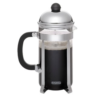 BonJour Coffee & Tea 12-cup Monet French Press
