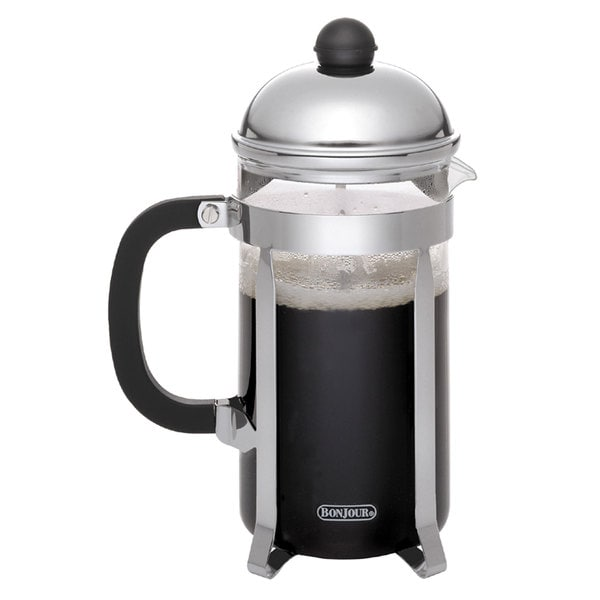 BonJour Coffee and Tea 12-cup Monet French Press 9015794