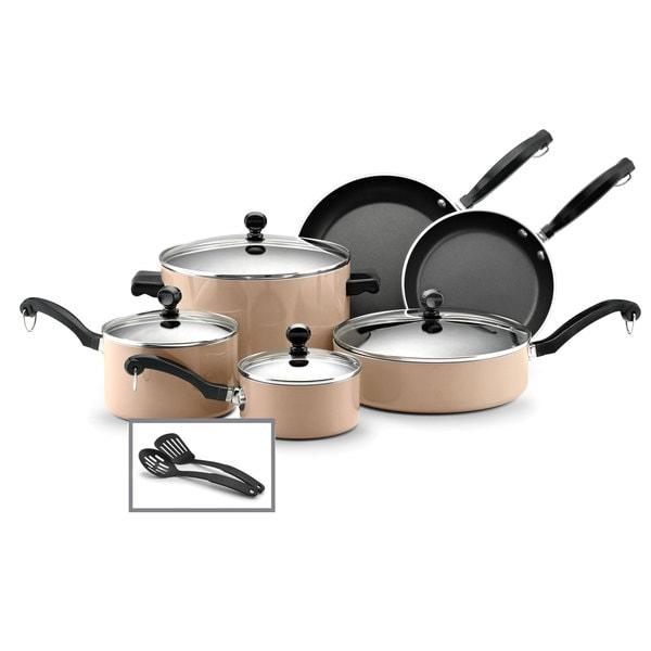 Farberware Classic Nonstick 12-piece Cookware Set