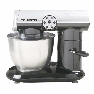dr. Tech SL-9803 5.3-Quart 6-in-1 Multi-function Stand Mixer