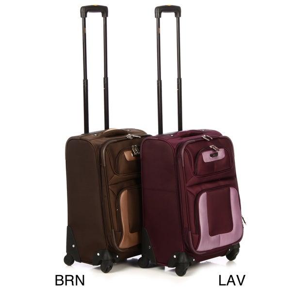 Lucas Radar 21-inch Upright Suitcase