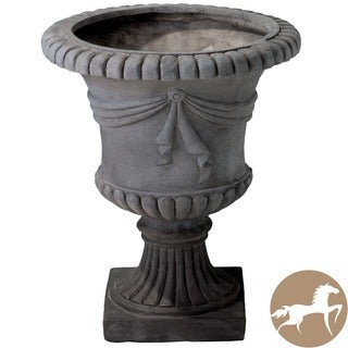 Christopher Knight Home Antique Grey Zeus 20-inch Urn Planter