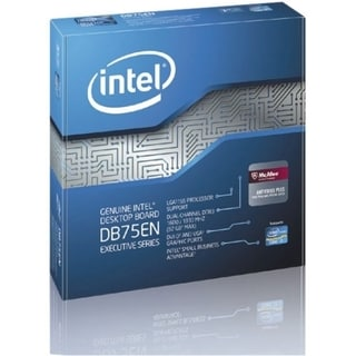 Intel Executive DB75EN Desktop Motherboard - Intel B75 Express Chipse