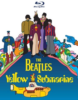 The Beatles: Yellow Submarine (Blu-ray)