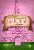HCSB Study Bible for Kids: Girls Pink Leather Touch (Hardcover)