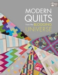 Modern Quilts from the Blogging Universe (Paperback)