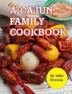 A Cajun Family Cookbook (Spiral bound)
