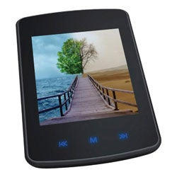 GPX 4 GB Flash Portable Media Player