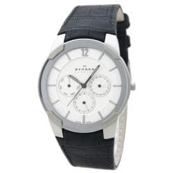 Skagen Men's Multi-function Sunray Dial Watch