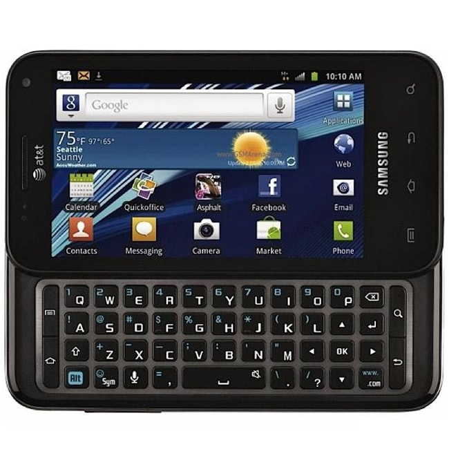 Samsung Captivate Glide Unlocked GSM Cell Phone