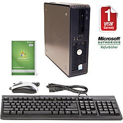 Dell OptiPlex GX620 2.8GHz 160GB SFF Computer (Refurbished)