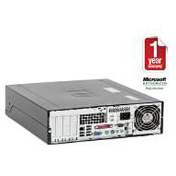 HP DC7700 2.4GHz 1TB SFF Computer (Refurbished)