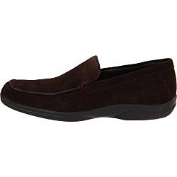Calvin Klein Men's 'James' Brown Suede Loafers