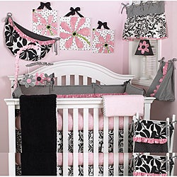 Cotton Tale Girly 8-piece Crib Bedding Set