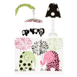 Cotton Tale Hottsie Dottsie Decor Kit