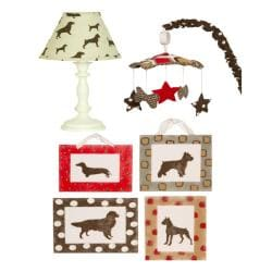 Cotton Tale Houndstooth Decor Kit