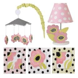 Cotton Tale Poppy Decor Kit