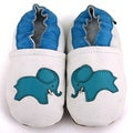 Augusta Baby Elephant Soft Sole Leather Shoes