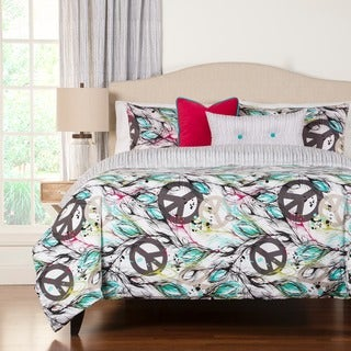 Dream Catcher Reversible Duvet Cover and Insert Set