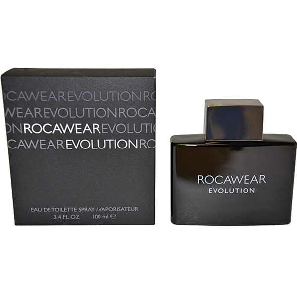 Rocawear 'Rocawear Evolutions' Men's 3.4-ounce Eau de Toilette Spray