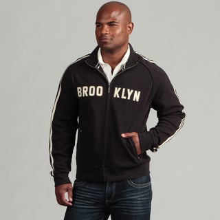 Blue Marlin Men's 'Brooklyn' Rib Track Jacket