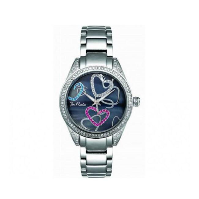 Joe Rodeo Women's Secret Heart Diamond Watch