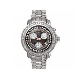 Joe Rodeo Women's Rio Black Dial Diamond Watch