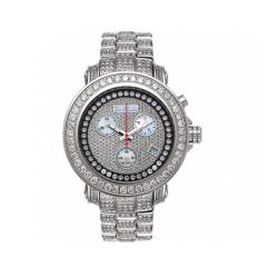Joe Rodeo Women's Rio Black Pave Dial Diamond Watch